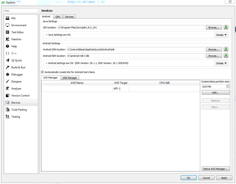 A linking error when building the APK file of a QML app | Qt Forum