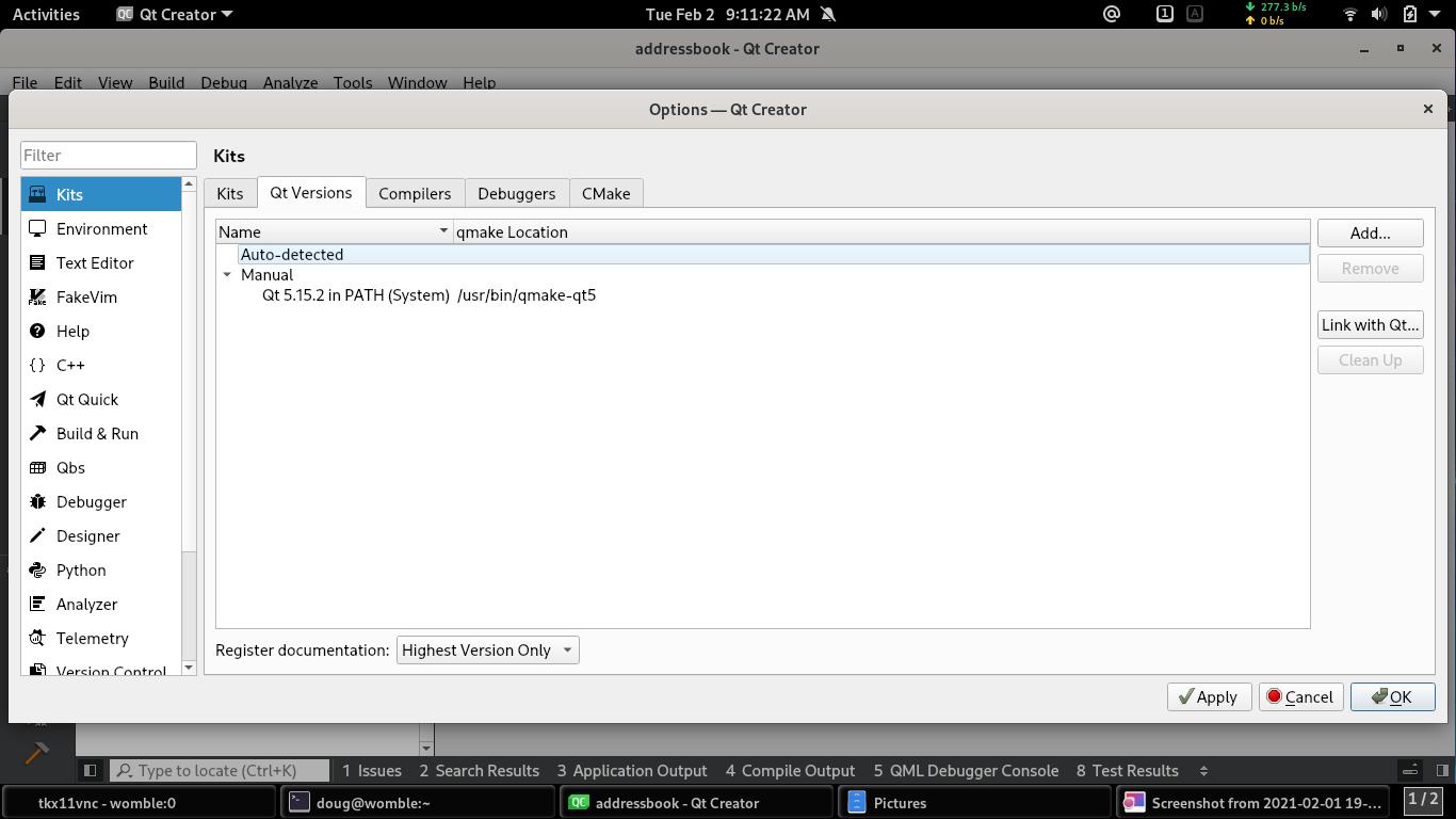 QtCreator Qt version detected.png