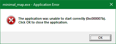 minimal_map.exe - Application Error - 29 Mar 2021 , 20_29_55.png