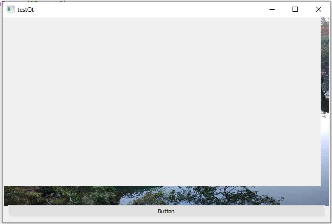 Error Window Picture
