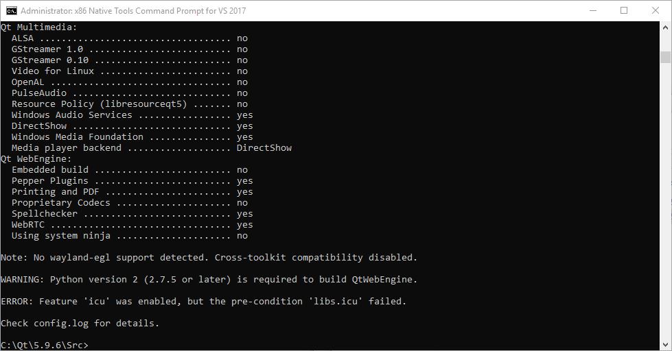 QtWebKit / QtWebEngine with Application Verifier issue | Qt