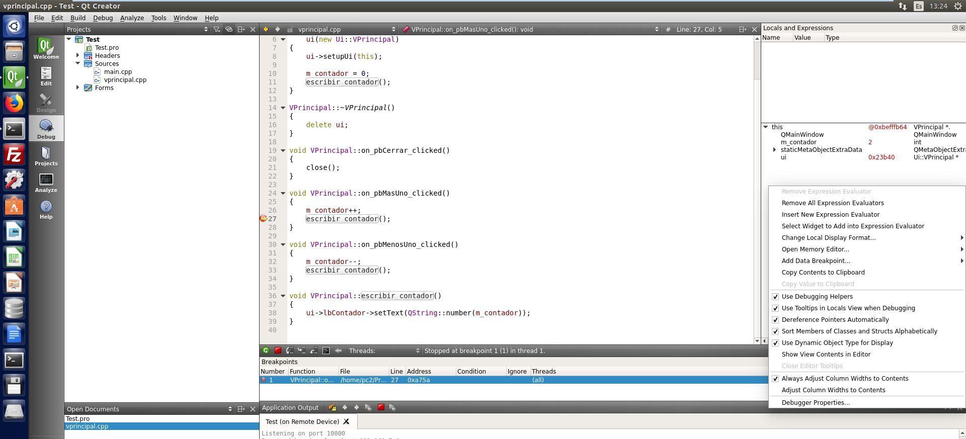 Debugger con Debian.JPG