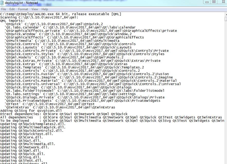 Deployment on Windows will not run, no error, no idea, help